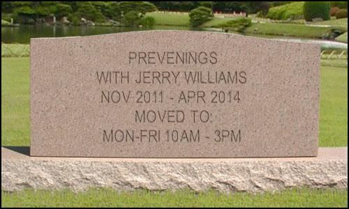 prev tombstone