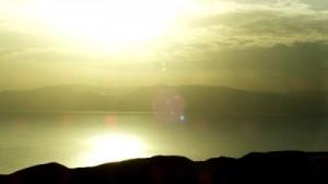 Israel dawn