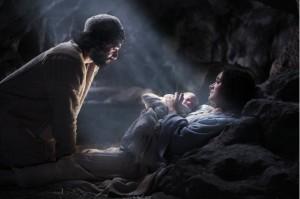 Joseph, Jesus and Mary