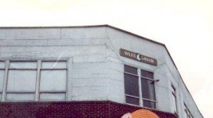 The offices and studios of WLIX, Bay Shore, NY