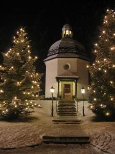 Oberndor, Austria: The Silent Night Memorial Chapel