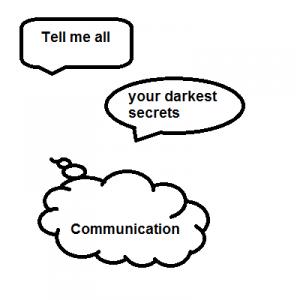 Communication bubbles
