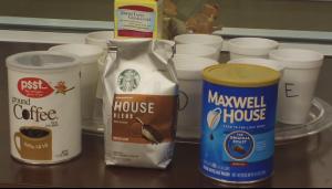 cawfee taste test prods
