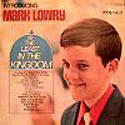 Mark Lowry Least in the Kingdom 1971