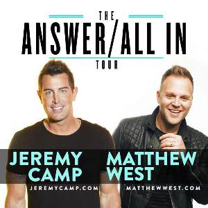 Jeremy Camp & Matthew West